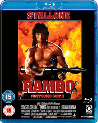 Rambo First Blood Part Ii Blu Ray Release Date August 4 2008 United Kingdom