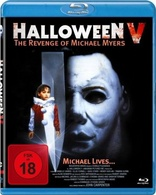 Halloween 5 Blu Ray.Halloween 5 The Revenge Of Michael Myers Blu Ray Germany