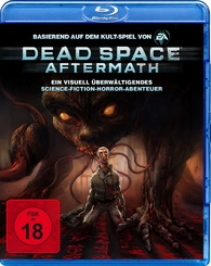 Dead Space Aftermath Blu Ray Release Date January 27 2012 Germany
