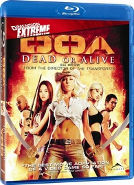 Doa Dead Or Alive Blu Ray Release Date February 3 2009 D O A