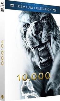 10,000 B C  Blu-ray (France)
