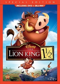 The Lion King 1 Blu Ray Release Date March 6 2012 Dvd Packaging