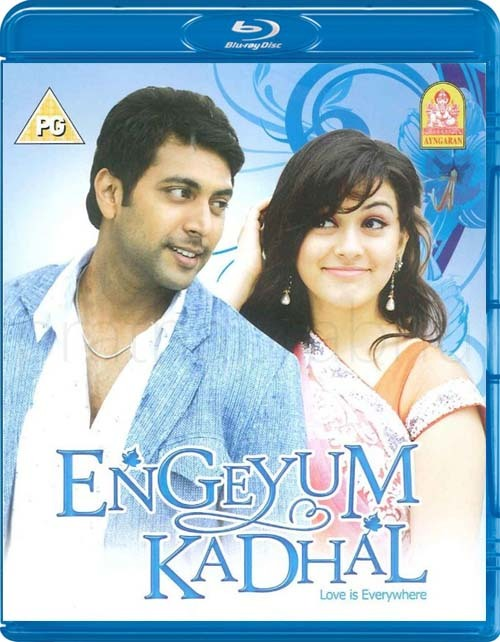 Engeyum Kadhal 2011 Hindi ORG Dual Audio 480p UNCUT BluRay ESub 445MB Download