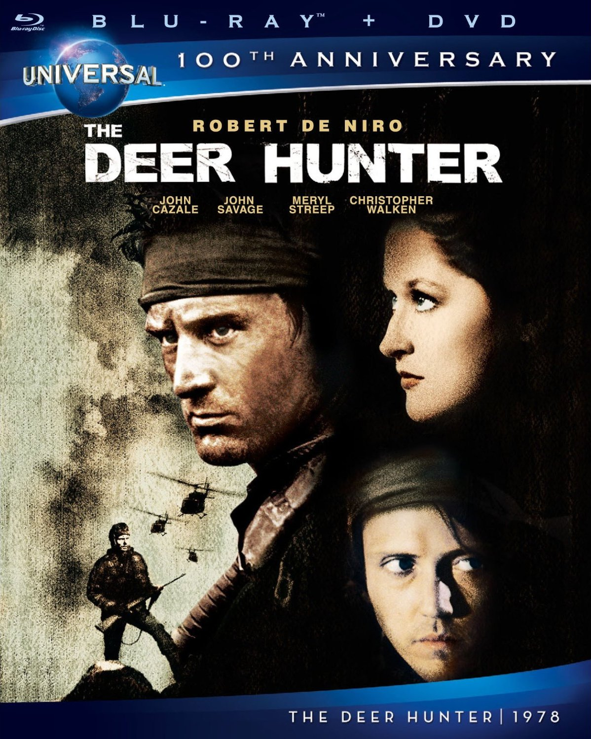 The Deer Hunter (1978) Blu-ray Movie Robert De Niro