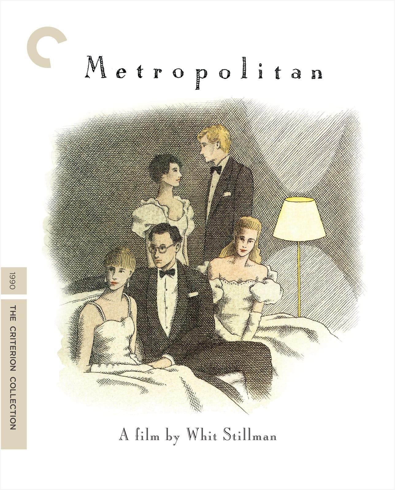 Metropolitan (1990) The Criterion Collection Blu-ray