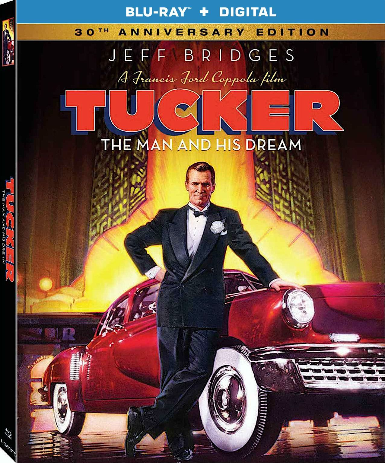 Tucker: The Man and His Dream (Blu-ray)(Region A)