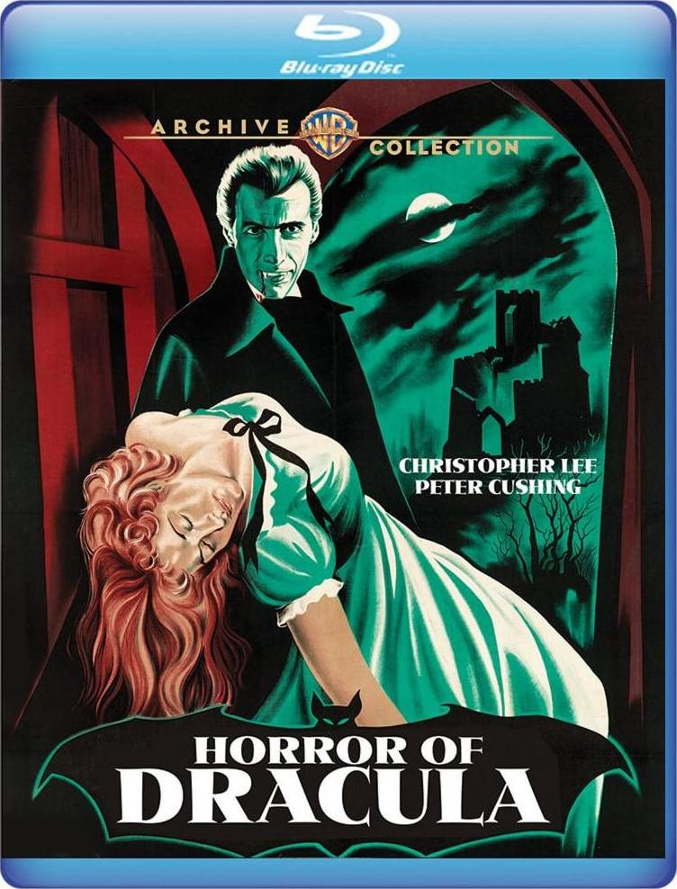 Horror of Dracula (Warner Archive Collection)(Blu-ray)(Region Free)(Pre-order / Jan 1