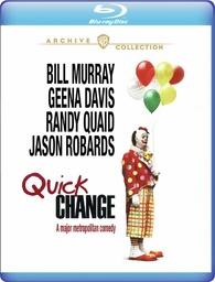 Quick Change (Blu-ray)