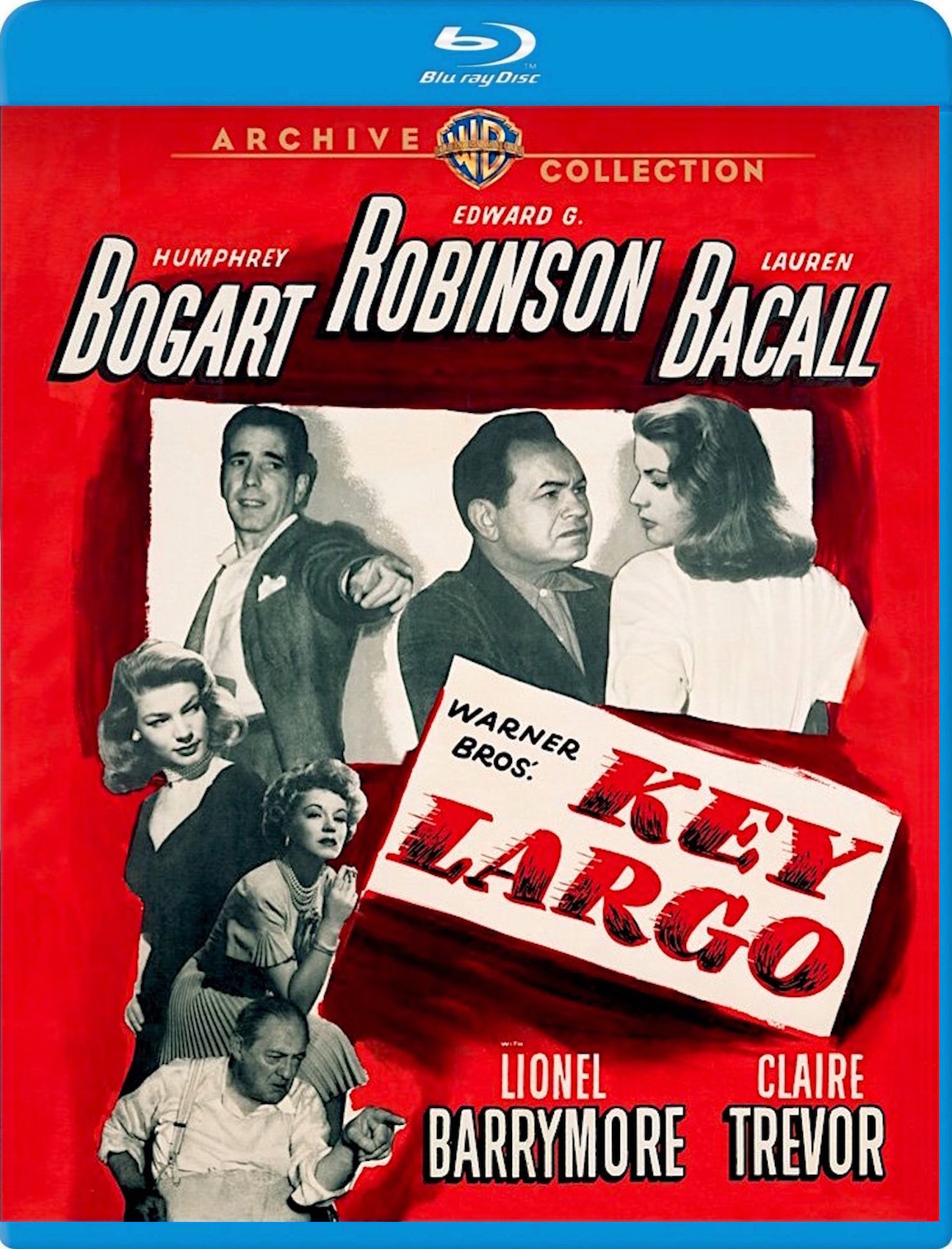 Key Largo (1948) Blu-ray