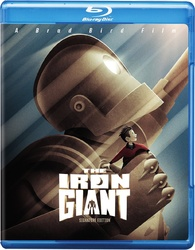 The Iron Giant (Blu-ray) Temporary cover art