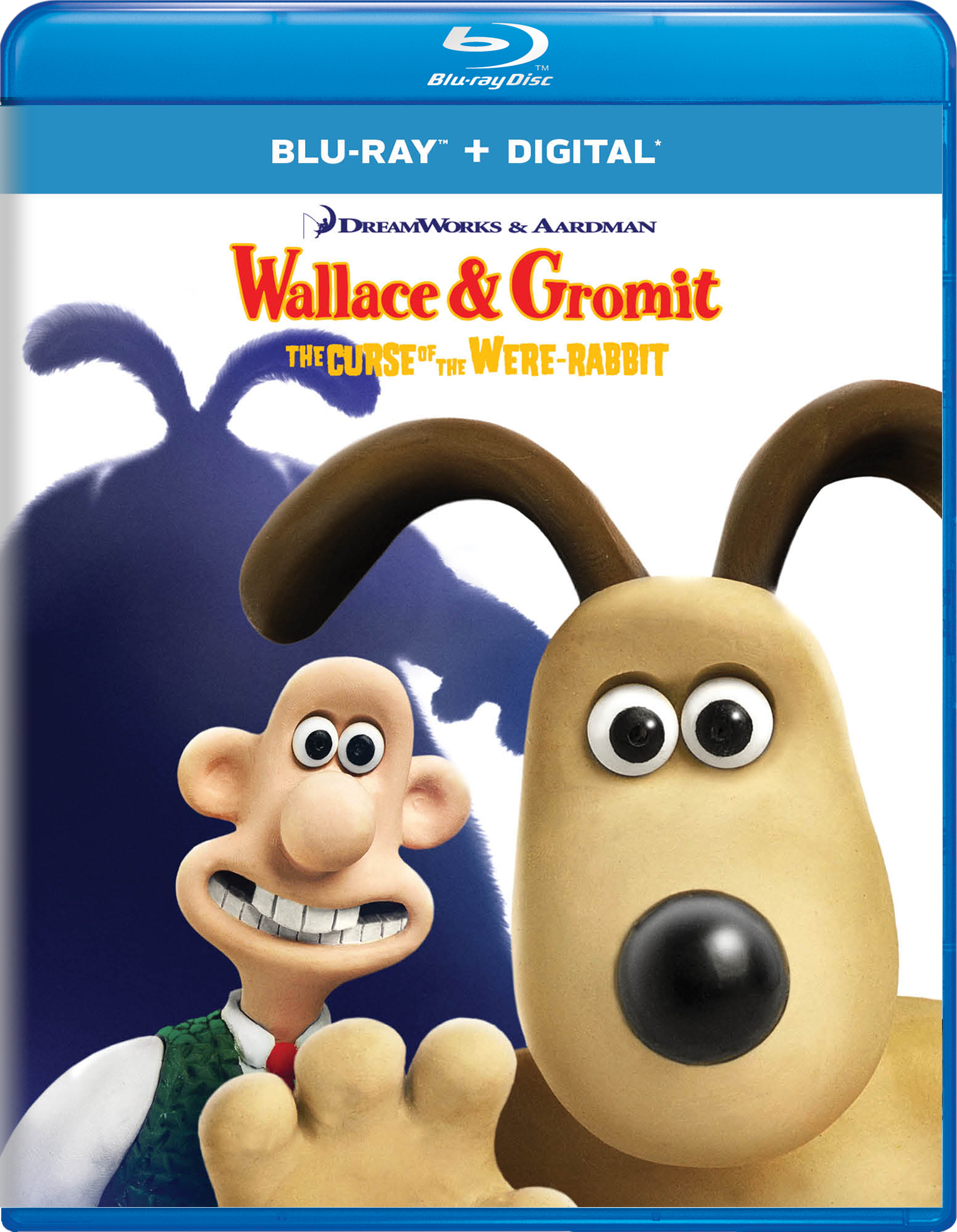 Wallace & Gromit: The Curse of the Were-Rabbit (Blu-ray)(Region Free)(Pre-order / Jun 4)
