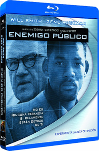 Enemy Of The State Blu Ray Release Date April 25 2007 Enemigo Publico Spain