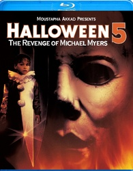 Halloween 5 Blu Ray.Halloween 5 The Revenge Of Michael Myers Blu Ray