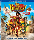 The Pirates! Band of Misfits 3D (Blu-ray)