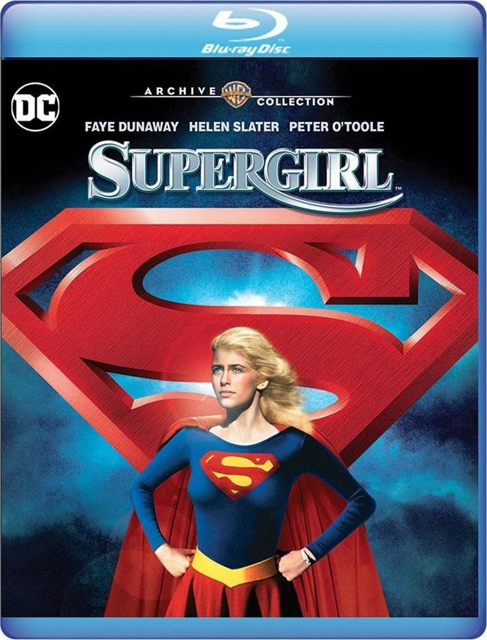 Supergirl (1984)(Warner Archive Collection)(Blu-ray)(Region Free)