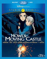 Howl S Moving Castle Blu Ray Release Date May 21 2013 Ïウルの動く城 Hauru No Ugoku Shiro