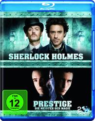 The Prestige Sherlock Holmes Blu Ray Prestige Die