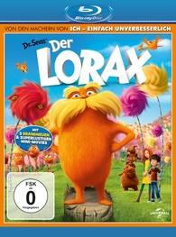 Dr. Seuss' The Lorax (Blu-ray)