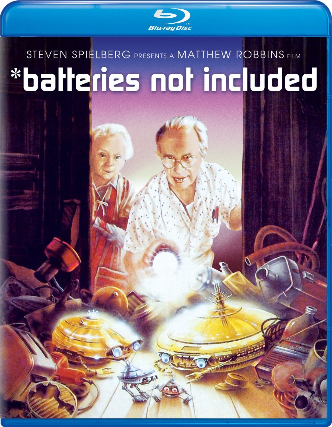 *batteries not included (1987) Blu-ray
