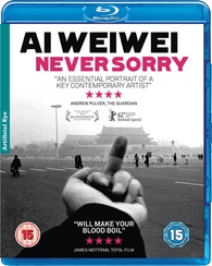 Ai Weiwei Never Sorry Blu Ray Release Date October 8 2012 United Kingdom