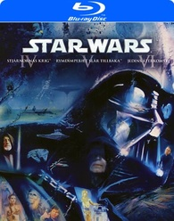 Star Wars Original Trilogy Blu Ray Release Date September 12 2011 Stjarnornas Krig Rymdimperiet Slar Tillbaka Jedins Aterkomst A New Hope The Empire Strikes Back Return Of The Jedi Sweden