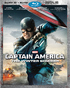 Captain America: The Winter Soldier 3D (Blu-ray)
