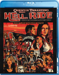 Hell Ride Blu Ray