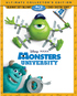 Monsters University 3D (Blu-ray)