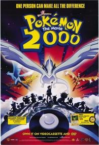 Pokemon The Movie 2000 Blu Ray