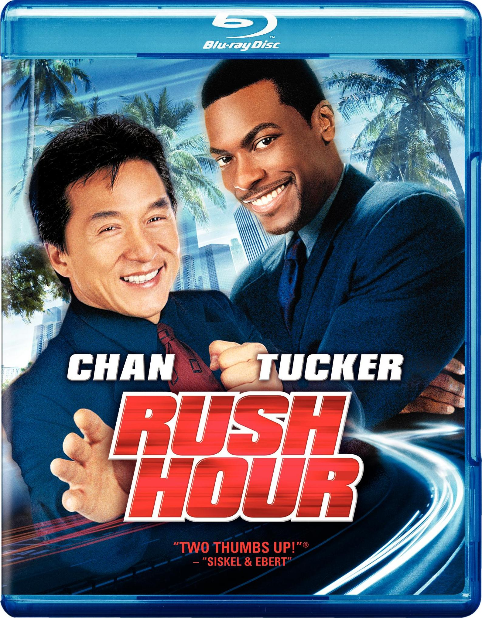 Image result for rush hour 1998 bluray