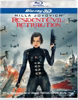 Resident Evil Retribution Blu Ray Release Date December 21 2012