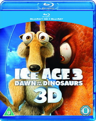 Ice Age 3 Dawn Of The Dinosaurs 3d Blu Ray Release Date September 17 2012 Blu Ray 3d Blu Ray United Kingdom