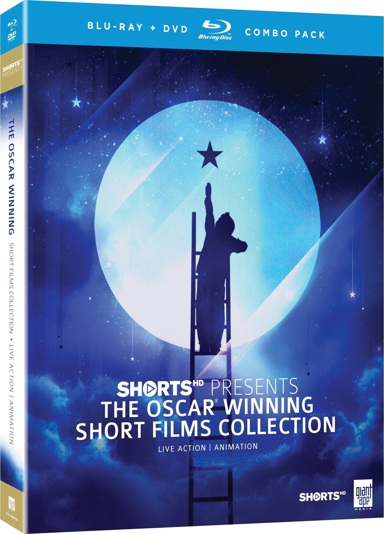 ShortsHD Presents: The Oscar Winning Short Films Collection Blu-ray