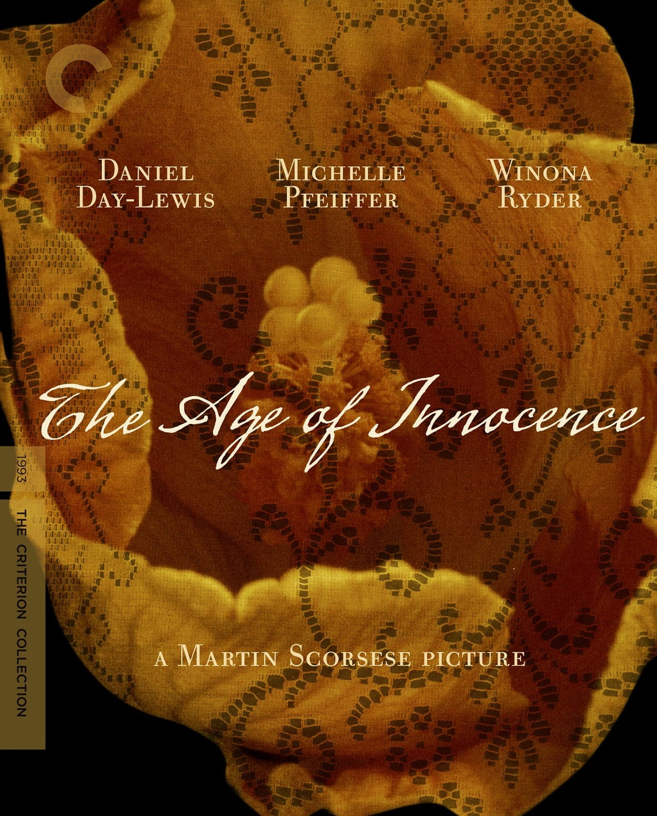 The Age of Innocence (The Criterion Collection)(1993) Blu-ray