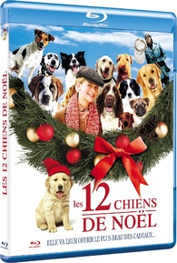 12 Dogs Of Christmas.12 Dogs Of Christmas Blu Ray France