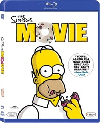 The Simpsons Movie Blu Ray Release Date December 18 2007