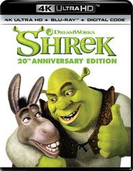 Shrek 4K (Blu-ray)