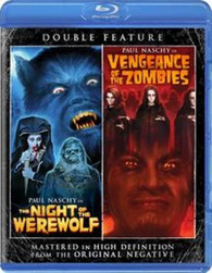 The Night of the Werewolf / Vengeance of the Zombies (Blu-ray)