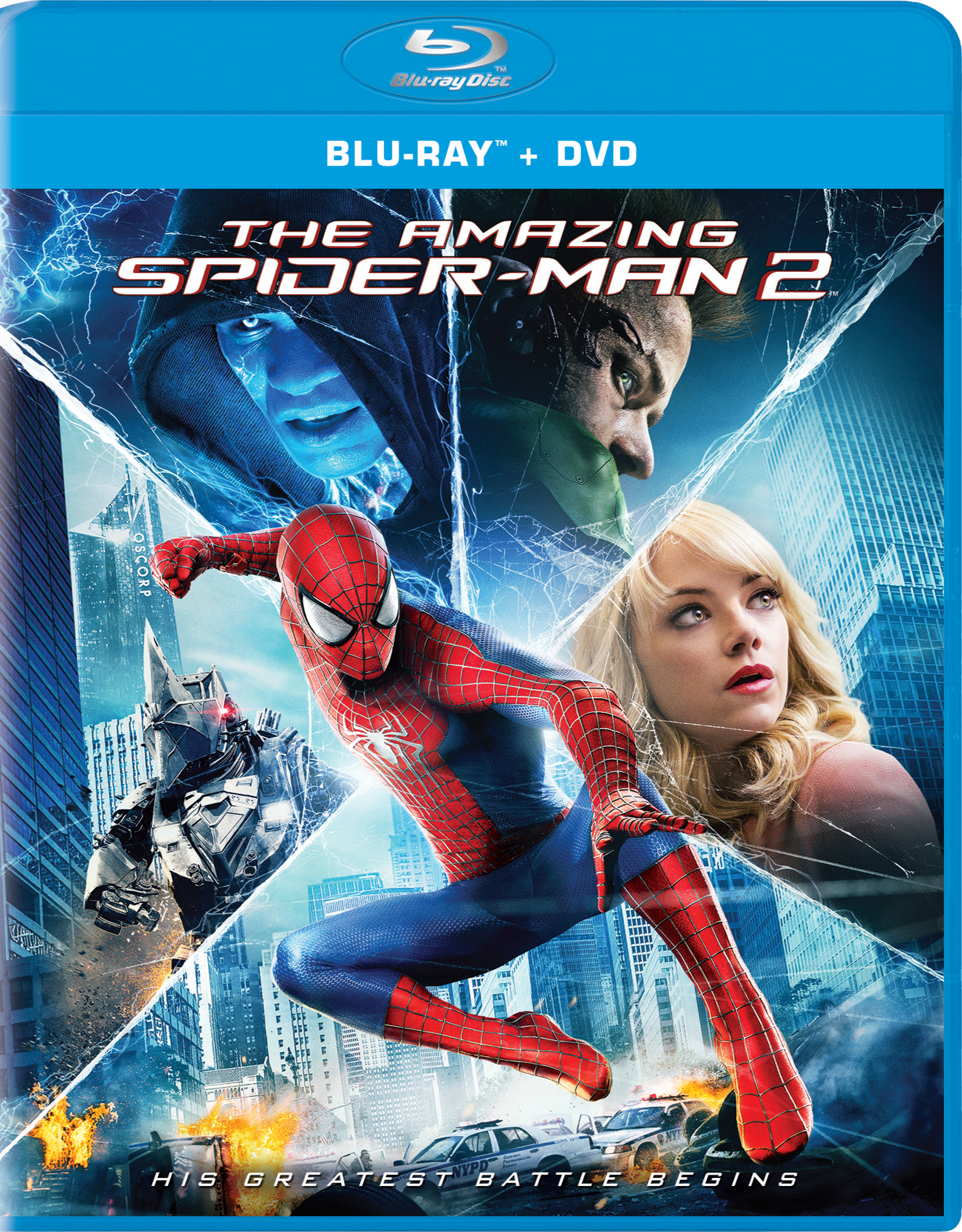 Blu-ray Sales, August 25-31: Spider-Man 2 Faces Walking