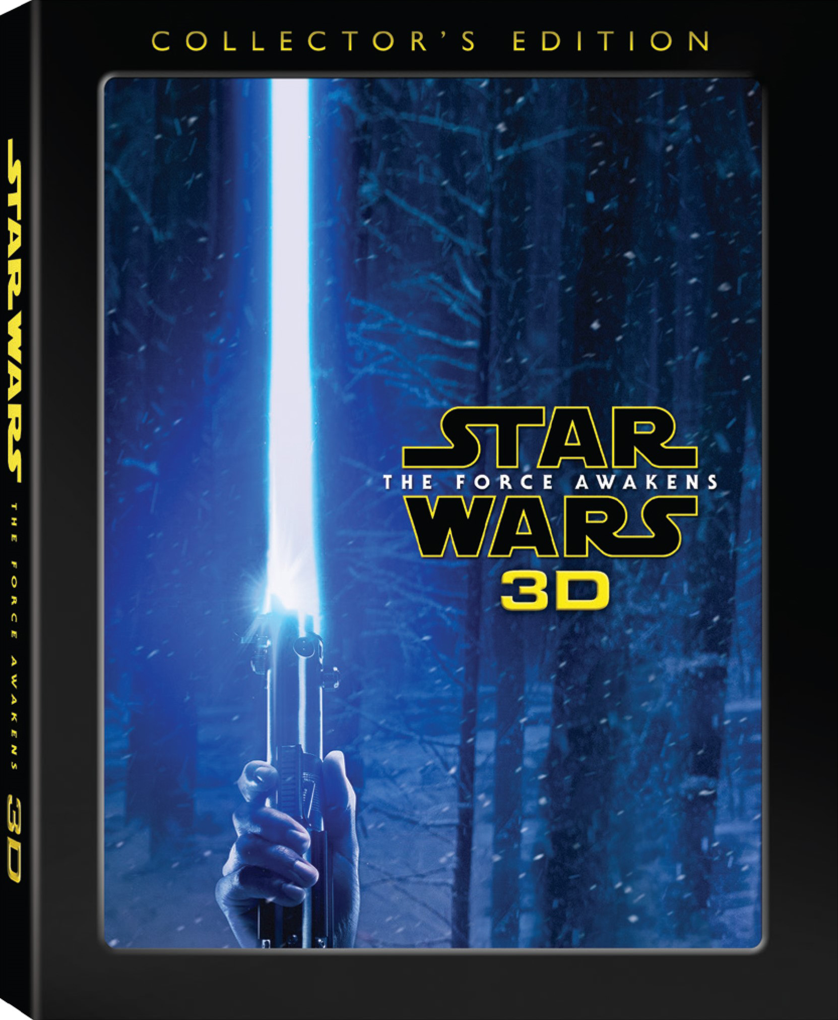 Star Wars: The Force Awakens 3D (2015) Blu-ray