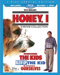 honey i shrunk the kids blu ray