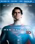 Man of Steel 3D (Blu-ray)