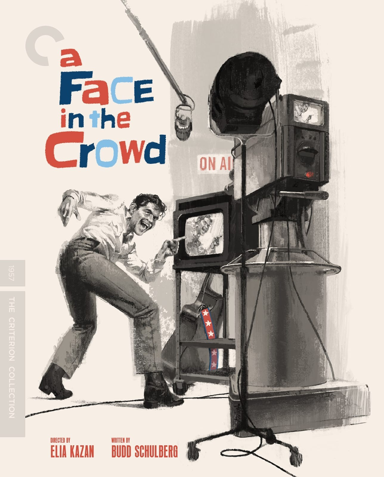 A Face in the Crowd (The Criterion Collection)(Blu-ray)(Region A)