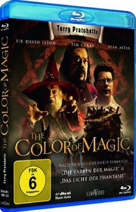 The Color Of Magic Blu Ray Release Date November 13 2009 Germany