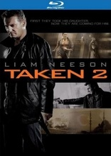 Taken 2 Blu Ray Release Date January 15 2013 Unrated Cut
