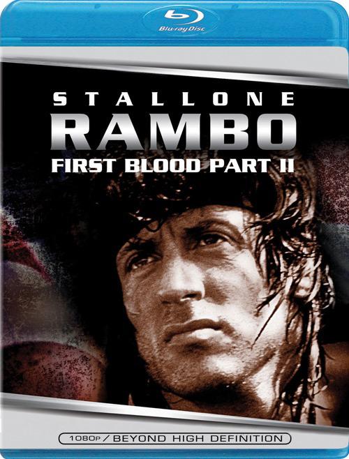 Rambo First Blood 123movies