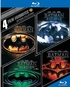 Batman / Batman Returns / Batman Forever / Batman & Robin (Blu-ray)