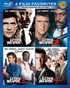 4 Film Favorites: Lethal Weapon Collection (Blu-ray)