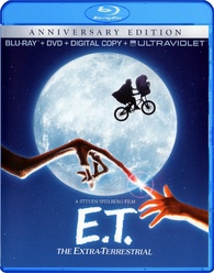 E T The Extra Terrestrial Blu Ray Release Date October 9 2012 Anniversary Edition