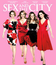 Sex and the city blue ray